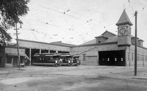 Brookline Historical Society Photo Tour