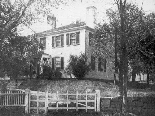 House of Oliver Whyte, Senior