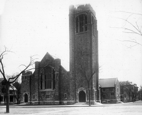 Baptist Church 1907-1973